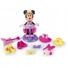 Jucarie interactiva Minnie Pop Star, accesorii incluse