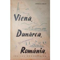 VIENA , DUNAREA , ROMANIA . - CORNELIU MOLIN