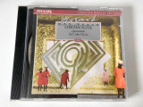 * CD muzica clasica Mozart, Cosi Fan Tutte, Sir Colin Davis – Querschnitt, Philips