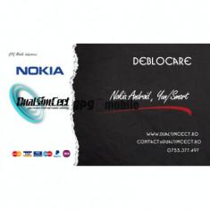 Deblocare Nokia Android, Yun/Smart Worldwide