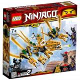 LEGO Ninjago Dragonul de Aur, Sezonul 2 70666