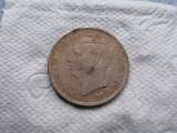 Moneda argint 500 lei 1944 vf 1