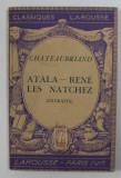 ATALA - RENE LES NATCHEZ ( EXTRAITS ) par CHATEAUBRIAND , 1939