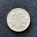 Cumpara ieftin a378 Marea Britanie 6  six pence 1929