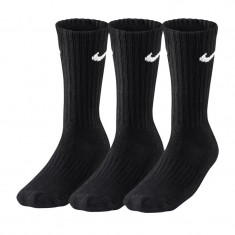 Sosete  Nike Crew Training 3 Pack - Sosete Originale - SX4508-001