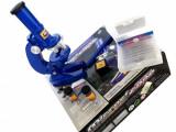 Microscop de jucarie pentru copii cu accesorii si lumina