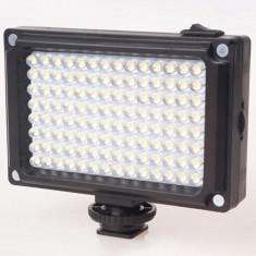 Lampa video cu 112 LED-uri