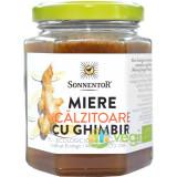 Miere Ghimbir Incalzitor Ecologica/Bio 230g