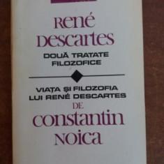 Viata si filozofia lui Rene Descartes- Constantin Noica