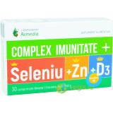 Complex de Imunitate Seleniu+Zinc+D3 30cpr