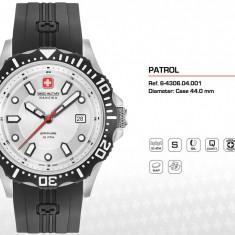 Ceas Barbati SWISS MILITARY WATCHES Model PATROL 06-4306.04.001