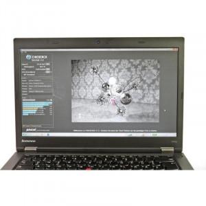 ThinkPad T440p Intel Core I5-4300M 2.60GHz Haswell 4GB DDR3 500GB HDD 14inch DVDRW Webcam