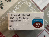 Vand Flecainida Germania 100 mg
