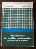 Introducere in analiza matematica - Constantin Popa, V. Hiris, M. Megan