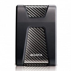 HDD Extern A Data HD650 USB 3.1 2TB, 2.5 inch Negru