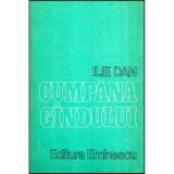 Cumpana Gandului - versuri (cu dedicatie de la autor), Ilie Dan