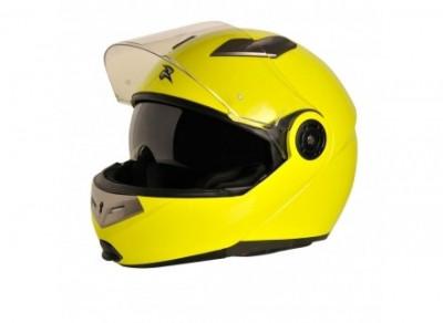 Casca motocicleta Integrala Richa Explorer marime 2XL culoare Galbena foto