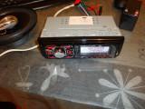 radio casetofon auto cd player mp3 player usb stick sd auto 4x 40w