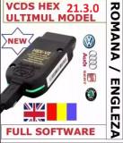 VCDS VAG COM 21.3.0 Romana-Engleza+Autodata VW AUDI SKODA SEAT GARANTIE!