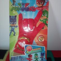 Manusa Bufnita Amaya cu lansator