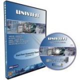 UnivTest Generator Express. Aplicatie componenta a pachetului Univtest, solutie completa pentru proiectarea si utilizarea testelor de evaluare. CD - L