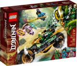 LEGO NINJAGO MOTOCICLETA CHOPPER DE JUNGLA A LUI LLOY 71745