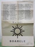 Manifest electoral catre craioveni si doljeni, a Guvernului Petru Groza