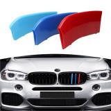 Emblema ornament plastic grila BMW MPower X5,X6 (F15,F16) 7 bare 2015-2018