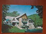 "Hanul "" Pintea Viteazul"" Jud. Maramures - vedere circulata 1978, Fotografie"