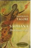 Cumpara ieftin Desavarsirea vietii. Sadhana/Rabindranath Tagore, Casa Cartii de Stiinta