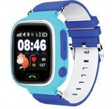 Ceas pentru copii cu GPS Tracker , culoare albastru , cu locas SIM Kft Auto, Streetwize