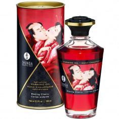 Ulei afrodisiac Shunga cu aroma cirese 100ml