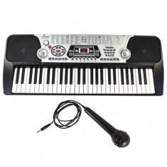Orga electrica, 54 clape, USB si microfon inclus