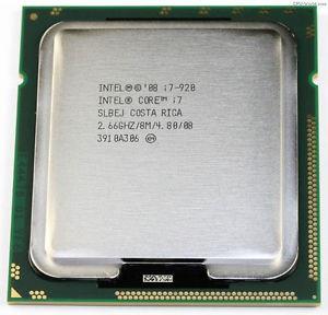 Procesor Intel Core™ i7 920  2.66 GHz,Turbo 2.93Ghz  8M Cache, 4.80 GT/s sk 1336 foto