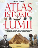 Atlasul Istoric Al Lumii | Simon Adams, Litera