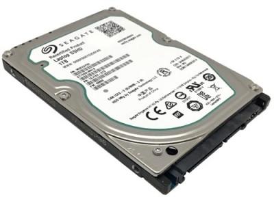 Hard disk laptop Seagate SSHD ST1000LM014. 1TB. 5400rpm. 64MB. SATA 3 foto