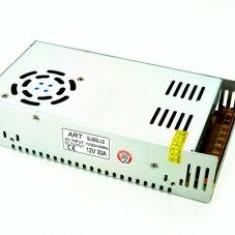 Invertor - Convertor 220v-12v 360W cu ventilator