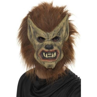 Masca Varcolac Halloween foto