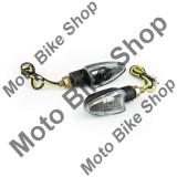 MBS Set lampi semnalizare-negru, Cod Produs: MBS031105