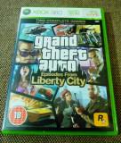 Grand Theft Auto Episodes from Liberty City, XBOX360, alte sute de jocuri!, Actiune, 18+, Single player