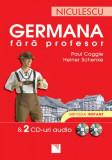 Germana fara profesor + 2 CD-uri audio