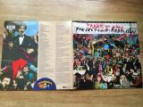 Frank Zappa - Tinsel Town Rebellion (2LP,2 VINILURI,1981,EMI,UK)  vinil vinyl