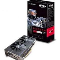 Placa video SAPPHIRE RX 470 NITRO+ OC, 4GB GDDR5, 256-bit, garantie