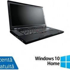 Laptop Refurbished Lenovo ThinkPad W520 (Procesor Intel® Core™ i7-2860QM (8M Cache, up to 3.60 GHz), Sandy Bridge, 15.6inch HD, 8GB, 320GB HDD, nVidia
