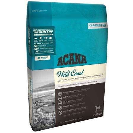 Hrana Uscata Caini Acana Clasic Wild Coast 17 kg