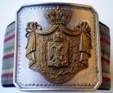 M.003 JUGOSLAVIA YUGOSLAVIA IUGOSLAVIA REGALISTA PAFTA CENTURA CEREMONIE PARADA