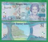 = CAYMAN ISLAND – 1 DOLLAR - 2010 - UNC   =