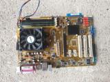 Placa de baza cu DDR2 si procesor AMD Athlon 3000+, Pentru AMD, Contine procesor