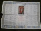Calendar crestin ortodox 1980 Episcopia Oradea