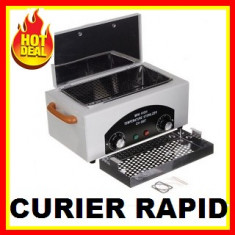 Sterilizator pupinel Cosmetica salon, sterilizator electric cu aer cald 300w